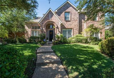 Richardson Single Family Home Active Option Contract: 2701 Arbor Court
