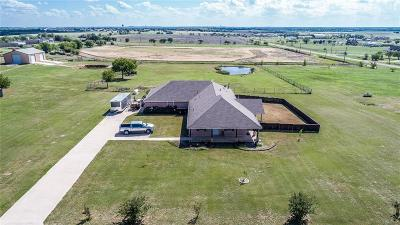 Krum Single Family Home For Sale: 6229 High Meadows Drive