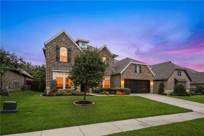 Keller Single Family Home For Sale: 524 Hidden Meadow Drive