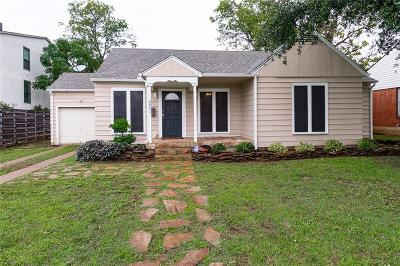 Dallas County Single Family Home For Sale: 3941 Adrian Drive