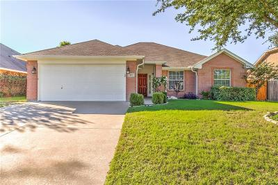 Burleson Single Family Home For Sale: 317 Vera Drive