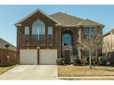 Fort Worth Single Family Home For Sale: 2804 Cedar Ridge Lane