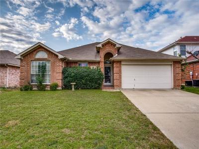 Grand Prairie Single Family Home For Sale: 1913 Misty Mesa Trail