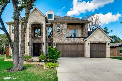 Coppell Single Family Home For Sale: 536 Oak Grove Lane