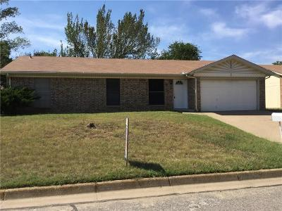 Arlington Residential Lease For Lease: 5804 Willow View Drive
