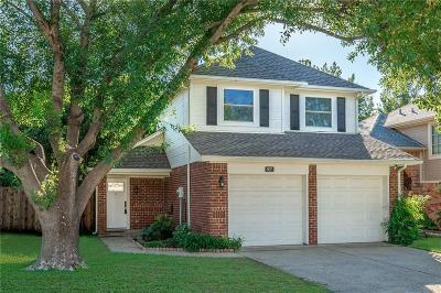 Lewisville Single Family Home For Sale: 907 Sylvan Creek Drive
