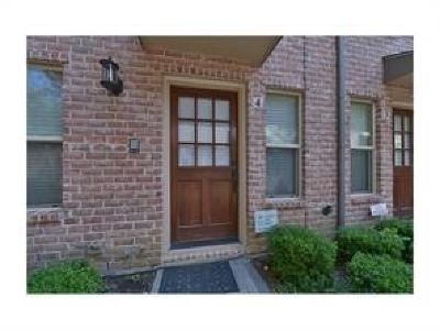 Dallas County Condo For Sale: 3430 McFarlin Boulevard #4