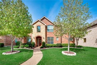 Frisco Single Family Home For Sale: 1414 Stagecoach Way
