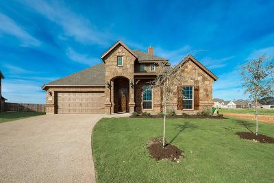 Benbrook Single Family Home For Sale: 11004 Canyon Rock Court