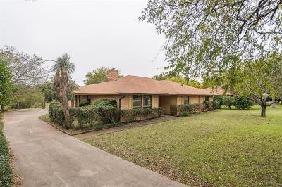 Irving Single Family Home For Sale: 2249 Bolden Road