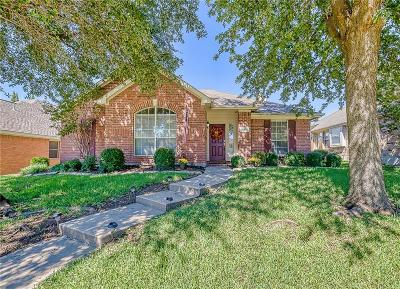 Frisco Single Family Home For Sale: 11348 Lockshire Drive