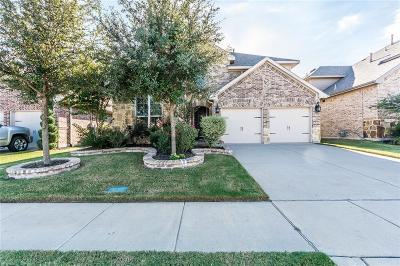 Forney Single Family Home For Sale: 1033 Dunhill Lane