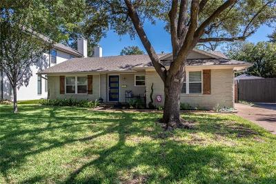 Dallas Single Family Home For Sale: 7345 Syracuse Drive