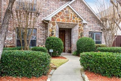 Plano Single Family Home For Sale: 7045 Falling Water Lane