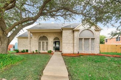 Rowlett Single Family Home For Sale: 3606 Martha Lane
