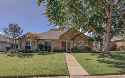 Allen Single Family Home Active Option Contract: 710 Cottonwood Drive