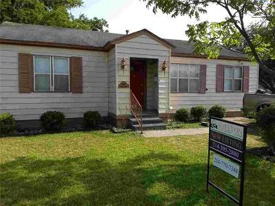 Garland Residential Lease For Lease: 1646 Kirkwood Drive