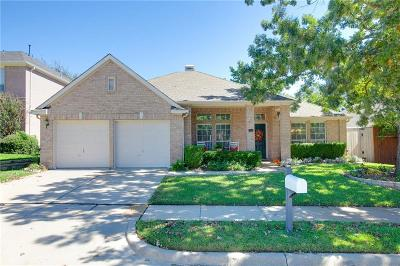 Flower Mound Single Family Home Active Option Contract: 3304 Seaton Court
