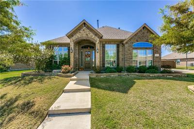 Rockwall Single Family Home Active Option Contract: 3129 Fontana Boulevard