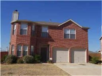 Seagoville Single Family Home Active Option Contract: 112 Walnut Drive