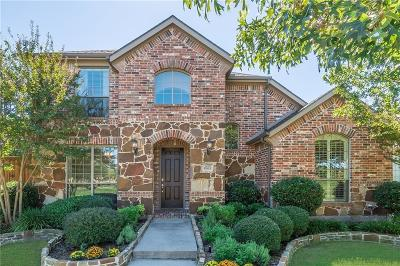 Frisco Single Family Home Active Option Contract: 6093 Stanton Place