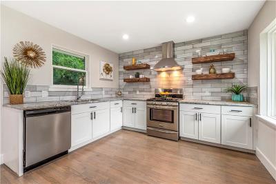 Dallas Single Family Home For Sale: 2727 San Marcus Avenue