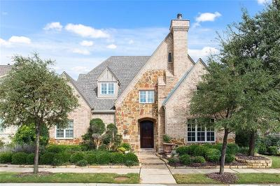 Denton County Single Family Home For Sale: 2205 Austin Waters