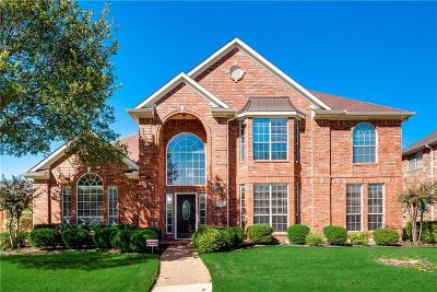 Coppell TX Single Family Home For Sale: $635,000
