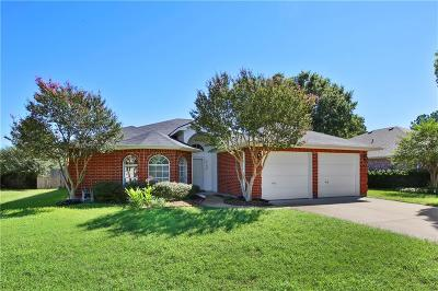 Denton County Single Family Home For Sale: 2159 Crockett Drive