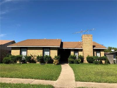 Dallas Single Family Home For Sale: 11739 Kilkirk Lane