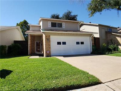 Single Family Home For Sale: 5119 Burlingame Drive