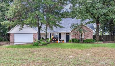 Canton TX Single Family Home For Sale: $209,500