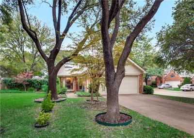 Addison Single Family Home For Sale: 3900 Rive Lane