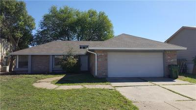 Arlington Single Family Home For Sale: 6207 Gettysburg Drive