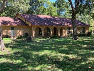 Allen Single Family Home For Sale: 2107 Forest Grove Estates Road
