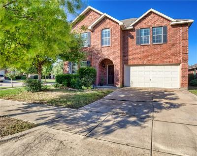 Denton Single Family Home For Sale: 3908 Surf Street