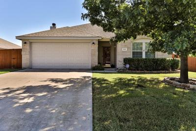 Wylie Single Family Home For Sale: 400 Rutledge Drive