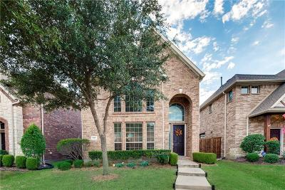 Allen Single Family Home For Sale: 869 Llano Drive