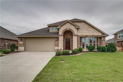 Midlothian Single Family Home For Sale: 5453 Red Rose Trail
