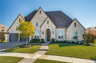 Prosper Single Family Home For Sale: 3450 Briarcliff Drive