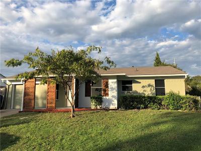 Single Family Home For Sale: 418 Davidson Drive