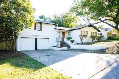 North Richland Hills Single Family Home For Sale: 5824 N Hills Drive