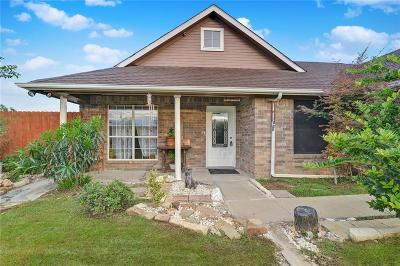 Kaufman Single Family Home For Sale: 1802 Melody Circle