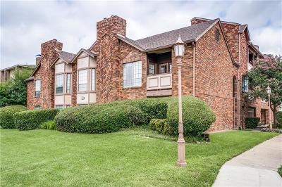 Dallas County Condo For Sale: 3434 Daniel Avenue #C