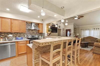 Fort Worth Single Family Home For Sale: 4604 Riverpark Drive