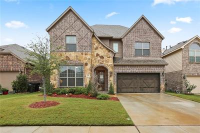 Fort Worth Single Family Home For Sale: 8376 Blue Periwinkle Lane