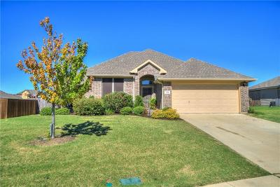 Crandall Single Family Home For Sale: 116 Fieldview Drive