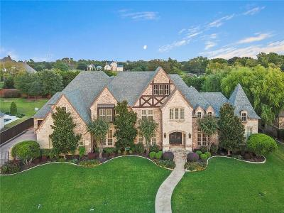 Colleyville Single Family Home Active Option Contract: 4909 Rockrimmon Court