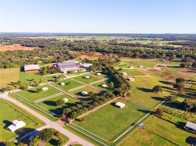 Parker County Farm & Ranch For Sale: 414 Daniel Road