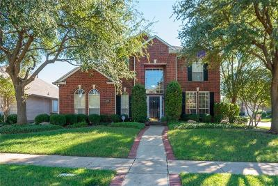 Frisco TX Single Family Home For Sale: $327,000